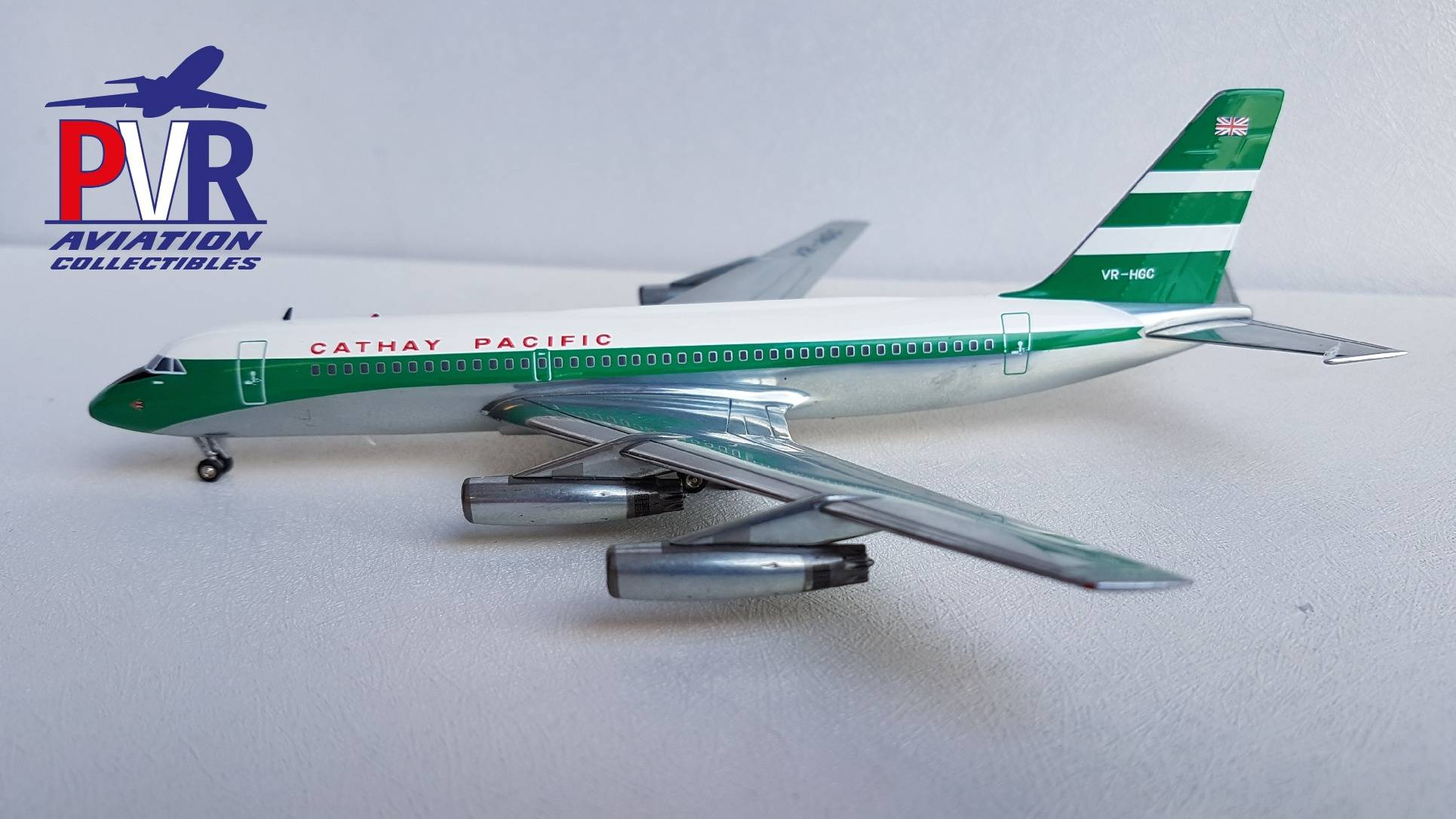 JFOX CATHAY PACIFIC CONVAIR 880 JFOX881 €69