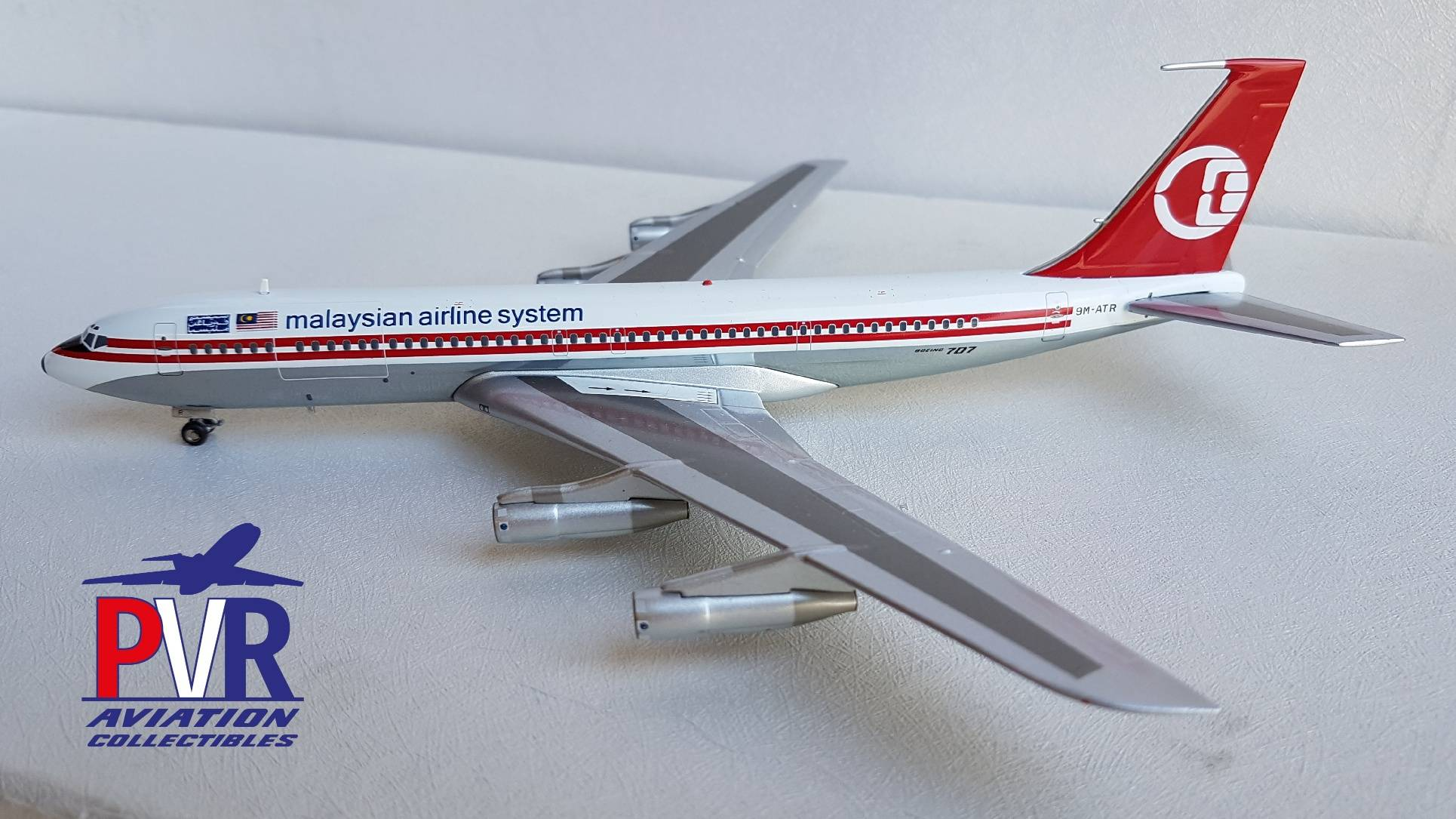 INFLIGHT200 BOEING 707-300 MALAYSIAN IF7070413BP €69