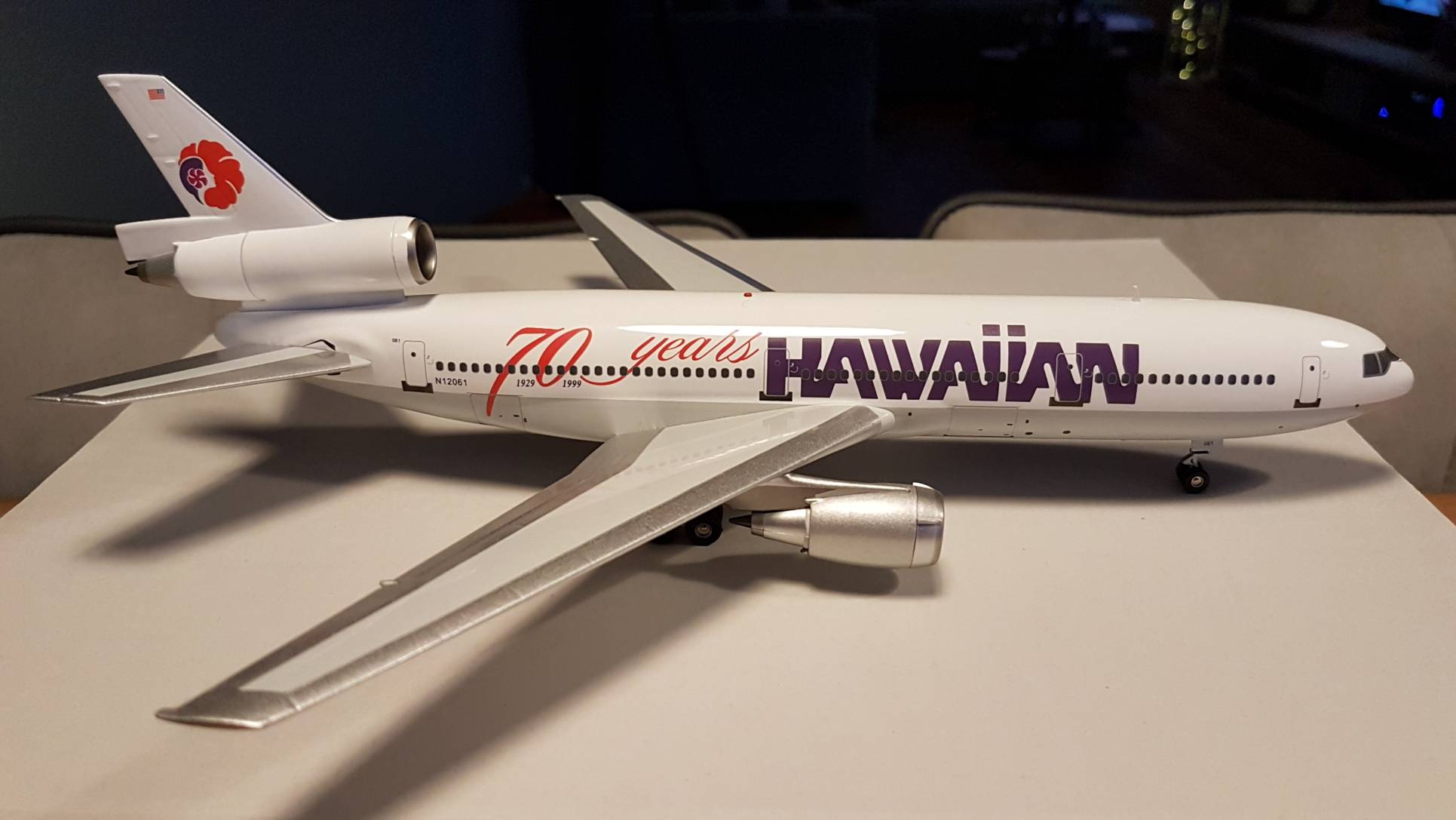 Airliners 1/200