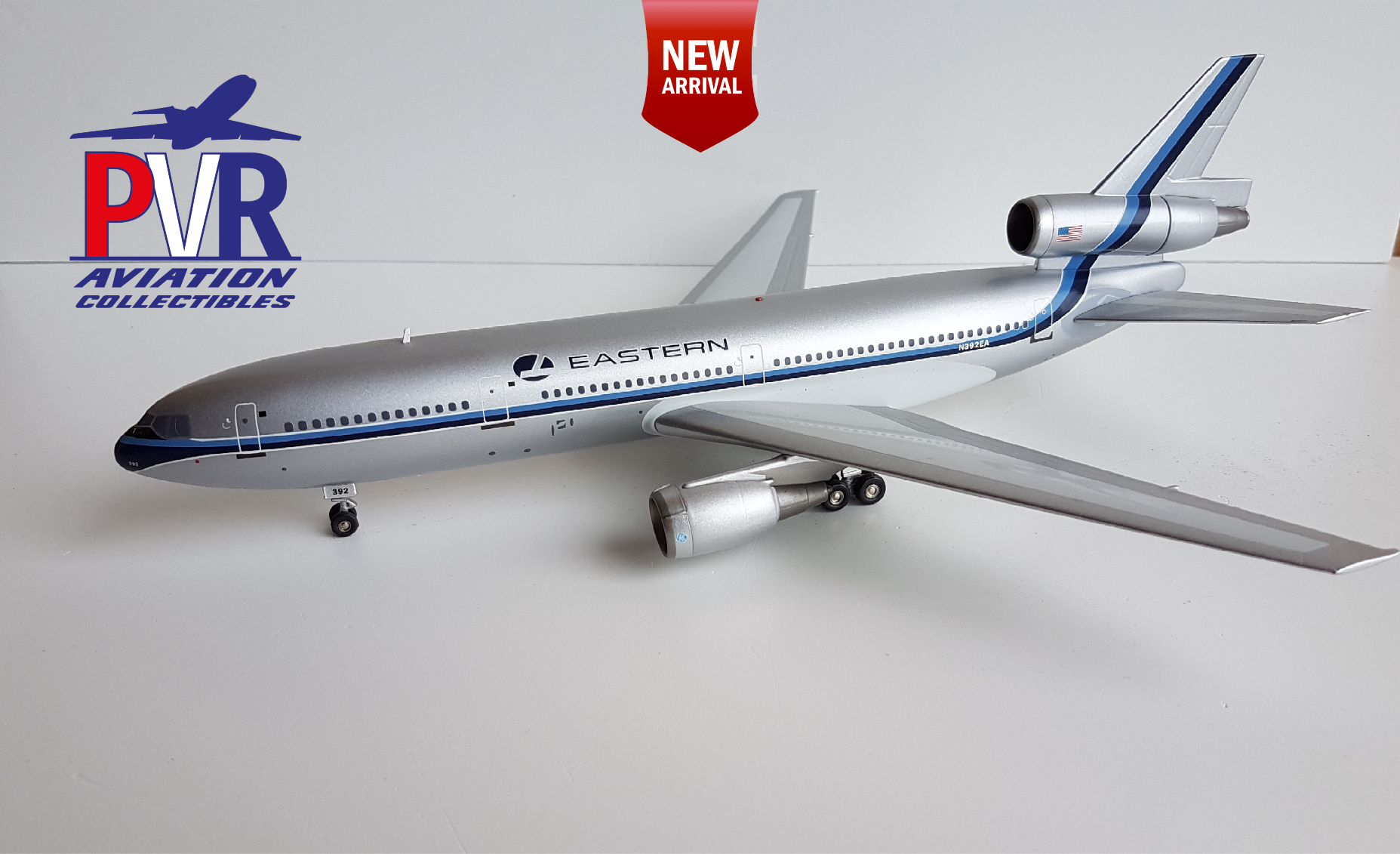 Inflight200 DC-10 Eastern N392EA €90